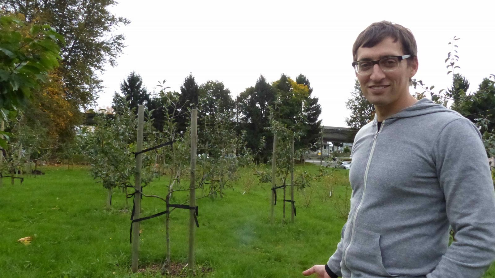 Copley Community Orchard, Vancouver, B.C.