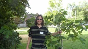 Steve Biggs, expert in growing fig trees in cold climates.