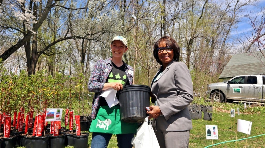 Tree Philly Fruit Tree Giveaway in 2015