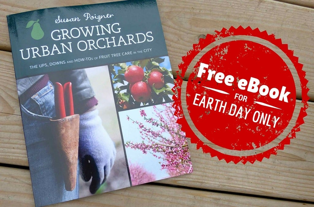 Earth Day Special – Free eBook Copy of Award Winning Fruit Tree Care Book!
