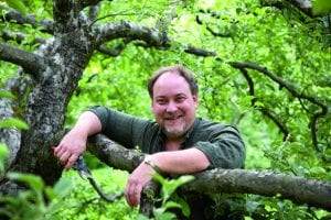 Ben Watson, Author of Cider Hard and Sweet: History, Traditions and Making Your Own